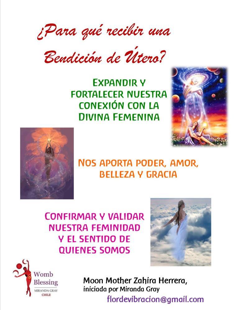 BENDICIÓN DE ÚTERO (2/6)