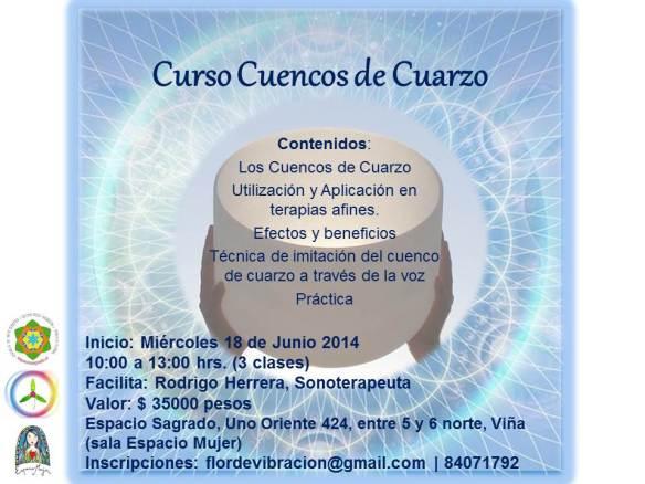 Cuencos de Cuarzo