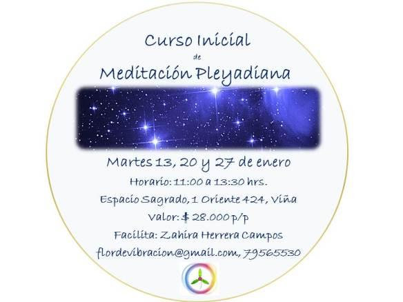CursoInicialMeditaciónPleyadiana